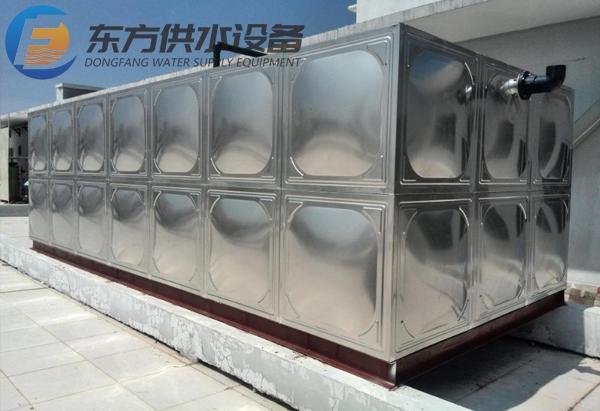 焊接式不锈钢水箱