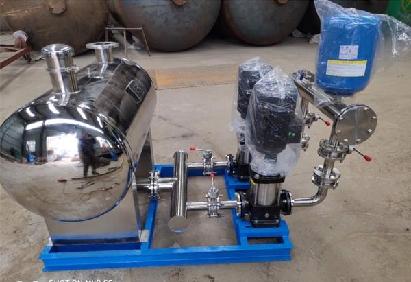 无负压恒压供水设备