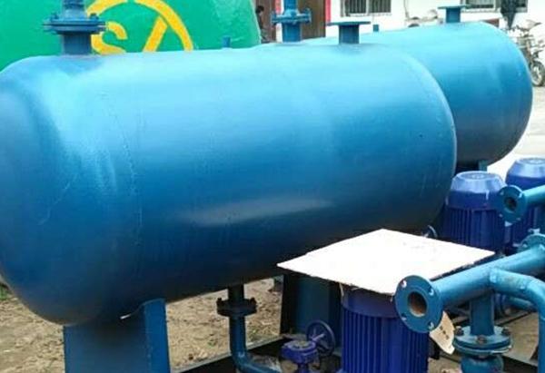 智能变频供水设备