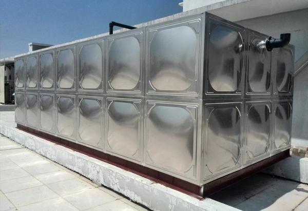 周口焊接式不锈钢水箱