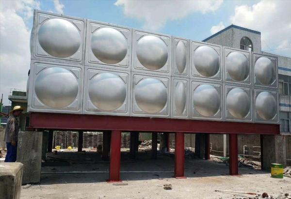 大型焊接式不锈钢水箱