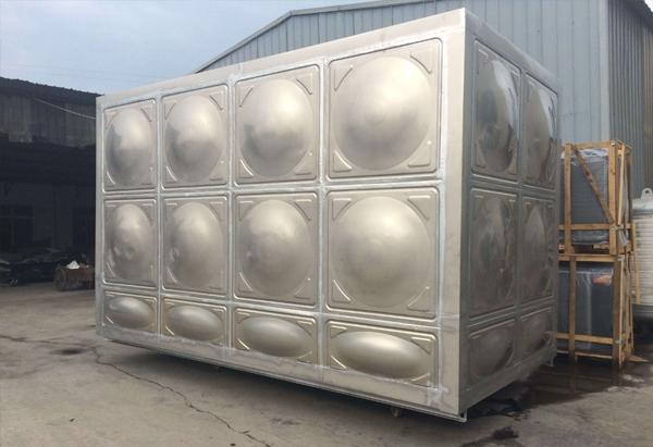周口焊接不锈钢水箱