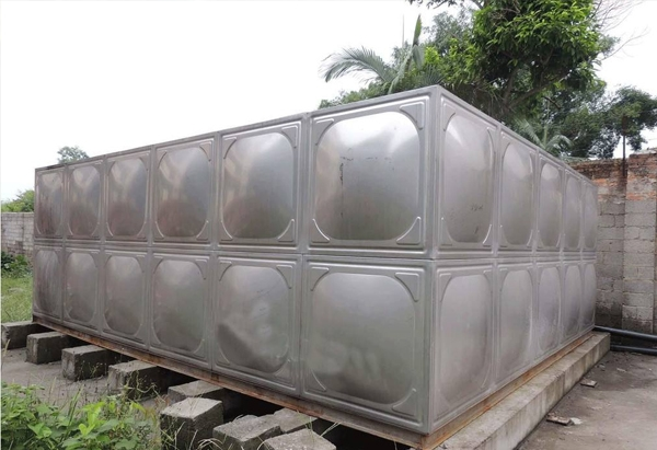 周口大型不锈钢水箱